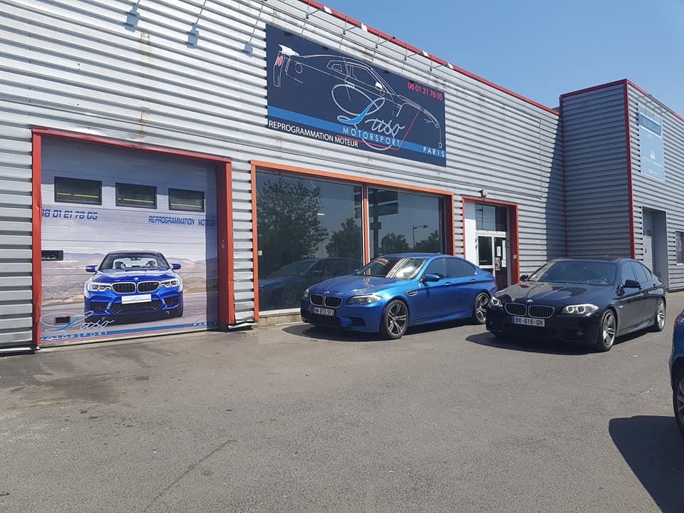 Reprogrammation Moteur Luso Motorsport